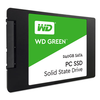 DISCO SSD SOLIDO 240GB 2.5 WD GREEN SATA3