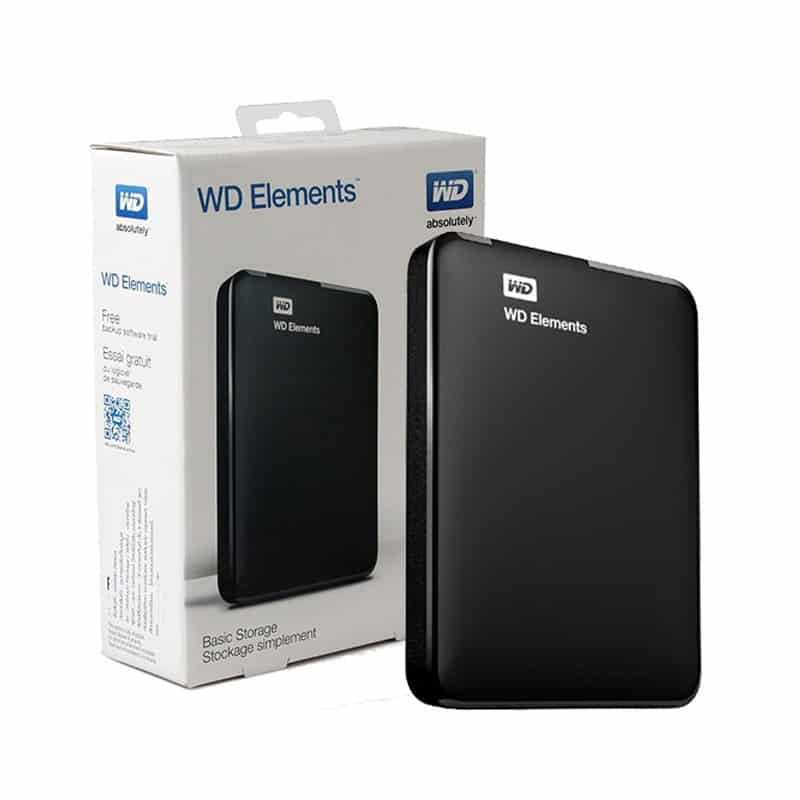 DISCO EXTERNO USB 3.0 2TB WD ELEMENTS